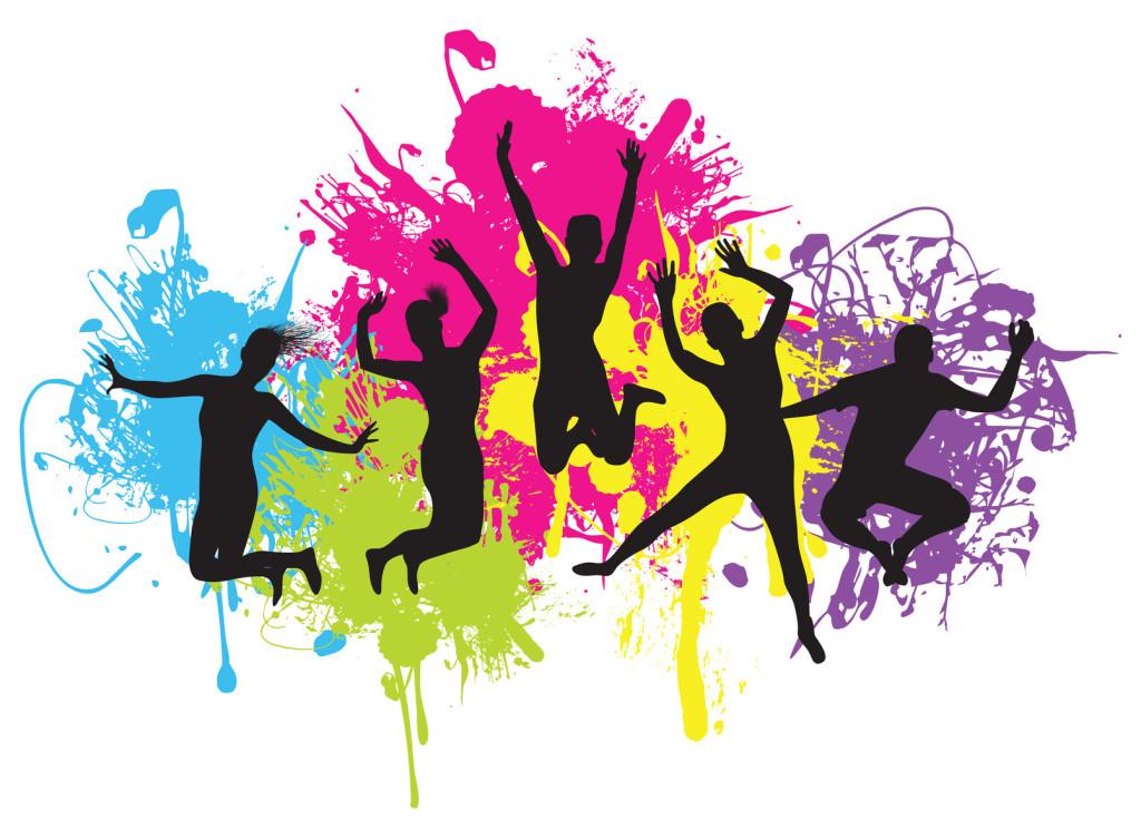 Zumba Kids Jr Logo Team & School Even...