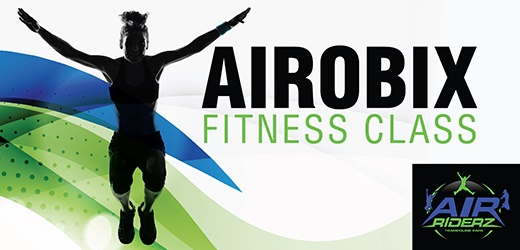 Jump into a New Workout Routine This Spring - Air Riderz Airobix
