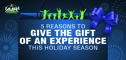 5 Reasons to Give the Gift of an Experience