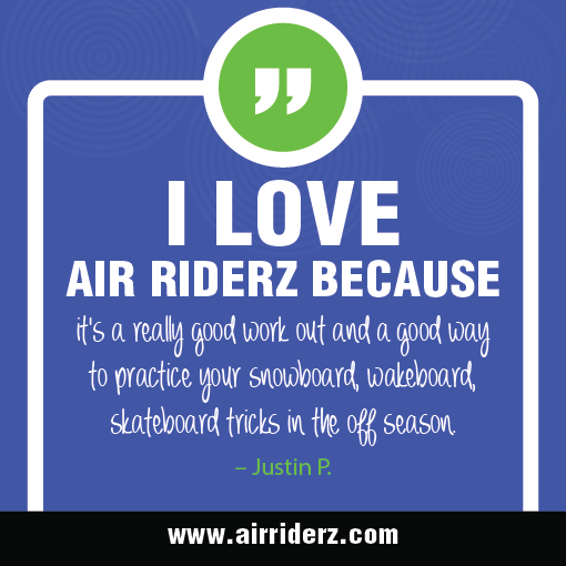 Incredible Air Riderz Testimonials