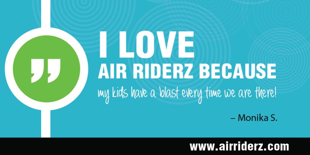 2016 Air Riderz Reviews 1