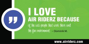 2016 Air Riderz Reviews 2